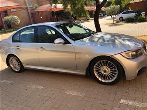 2006 BMW 3 Series 323i M Sport