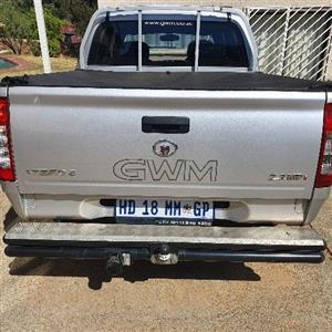 2017 GWM Steed 5 double cab STEED 5 2.2 MPi BASE P/U D/C