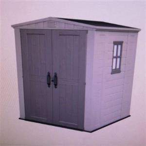 Keter 6x6 Foot Factor Garden Shed