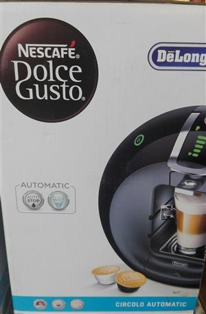Nescafe Dolce Gusto Circolo BRAND NEW coffee machine