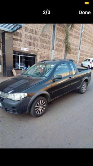 2008 Fiat Strada 1.4 Working