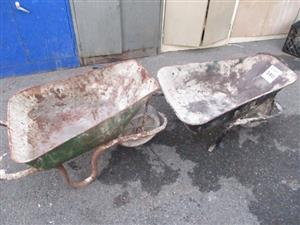 Wheelbarrows - ON AUCTION
