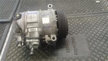 MERCEDES BENZ VITO 115 - M646 ENGINE. USED AIR-CON PUMP AVAILABLE IN STOCK!!