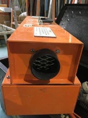 Conduit Cable Jetline Blower