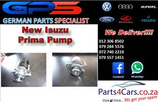 New Isuzu Prima Pump for Sale
