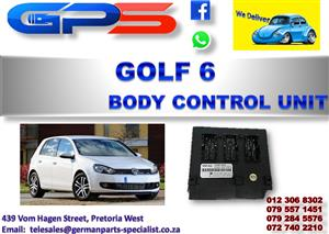 VW Golf 6 Body Control Unit Part for Sale