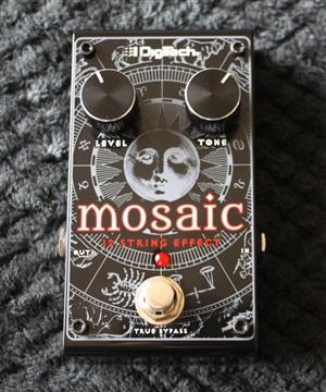 Digitech Mosaic 12 String Guitar Effects Pedal