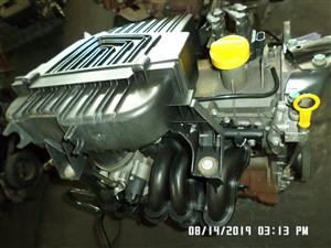 NISSAN NP 200 K7MF ENGINE FOR SALE