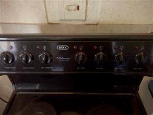 4plateDefy stove