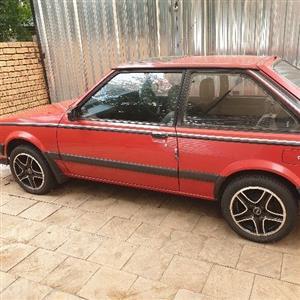 1983 Mazda 323