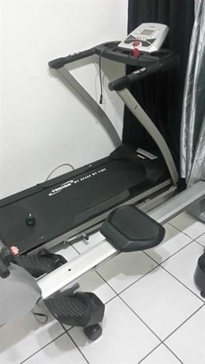 Trojan marathon treadmill