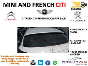 Citroen ds4 rear windscreen for sale