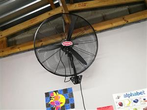 65cm Industrial wall fan for sale