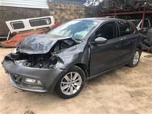 VW Polo GP 1.2 - 2016 - Stripping for spares