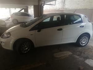 2012 Fiat Punto 1.4 Essence