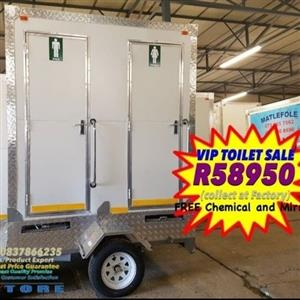 construction VIP Toilet