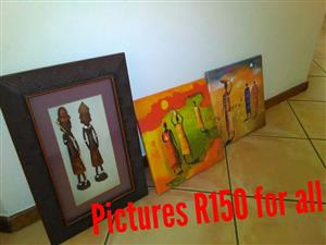 portraits for sale for R150