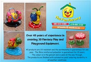 Creators of 3D Fantacy Play
