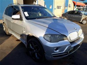 2007 BMW X5 xDrive50i Code 2