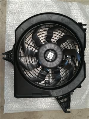 NEW Hyundai & KIA Radiators, Condensers and Fans