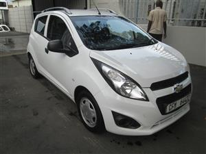 Chevrolet Spark 1.2L for hire