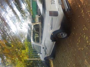 1999 Toyota Hilux single cab HILUX 2.0 VVTi P/U S/C