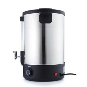 Zooltro 22L Stainless Steel Electric Water Boiler Urn - Heat and Warm (22 Liters)