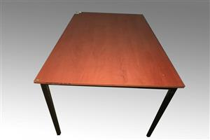 Cherry-wood Training Table
