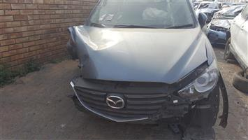 MAZDA CX-5 2.0 ACTIVE 2016 STRIPPING FOR SPARES