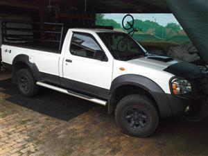 2010 Nissan NP300 Hardbody 2.5TDi 4x4