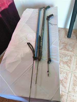 3 Spearguns for Sale – R1500