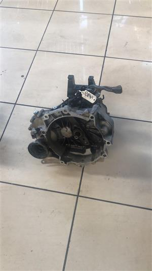 VW POLO (BAH) 1.6 GEARBOX FOR SALE