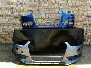 Audi A4 Facelift Front Bumper Type 8k0