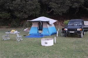TENT AND ALL CAMPING NEEDS