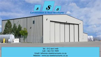 Steel Structures for Sale