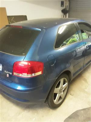 2004 Audi A3 2.0 Attraction tiptronic