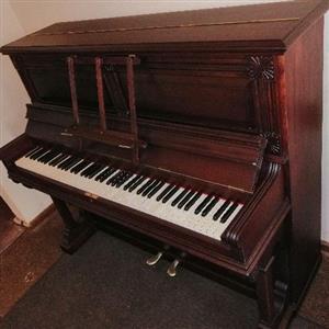 John Brinsmead  piano