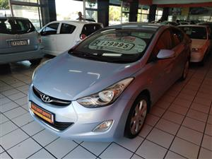 2011 Hyundai Elantra 1.8 Executive