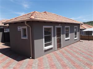 Secured house for rental at Lotus gardens