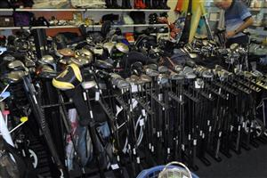 Various Golf Equipment