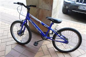 "20"" MXR Raleigh Bicycle"