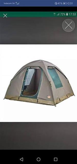 3×3 Canvas Tent