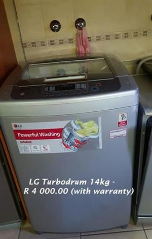 LG Turbodrum 14kg