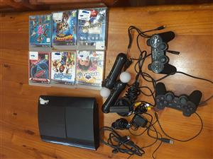 Playstation 3 and extras