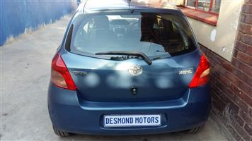 2008 Toyota Yaris 1.0 T1 5 door
