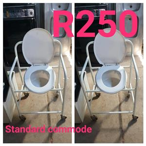 STANDARD COMMODE FOR SALE