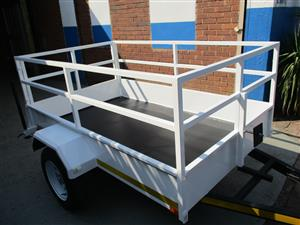 2M LUGGAGE TRAILER FOR