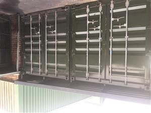 Container 6m space / Self storage for rent silverton
