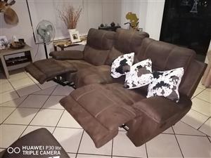 Baffalo recliner set