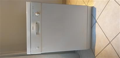 White Bosch Dishwasher